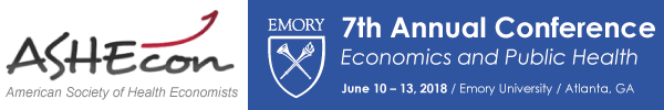7th Annual Conference of the American Society of Health Economists